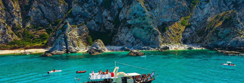 Paseo en barco por el Capo Vaticano
