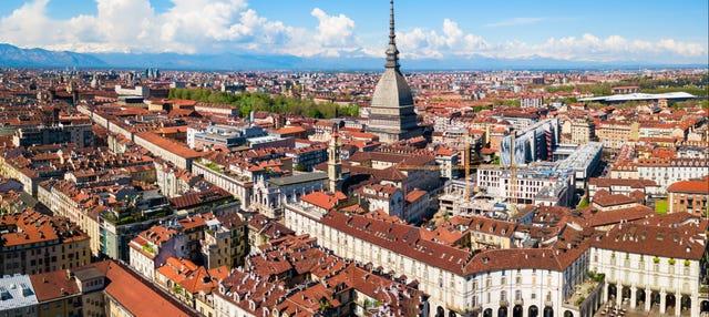 Autobus turistico di Torino