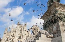 Escursione a Milano in treno ad alta velocità