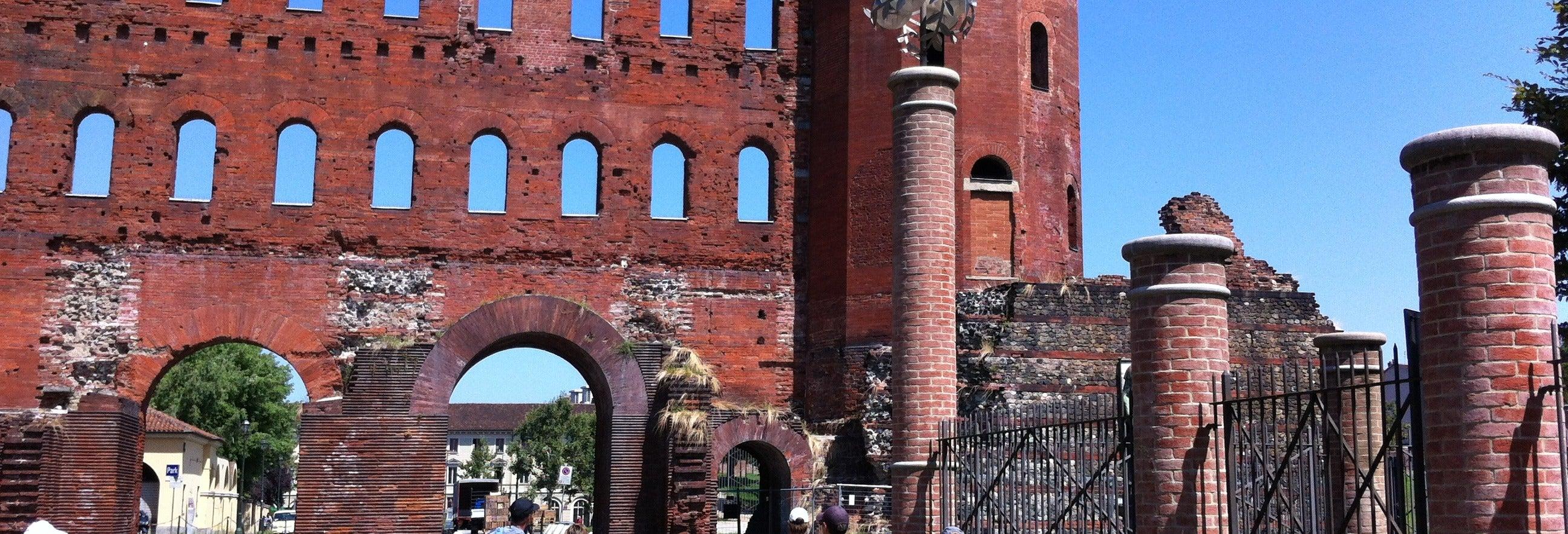 Tour di Torino in bicicletta