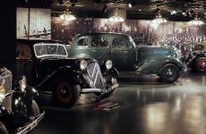 Visita guidata del Museo dell'automobile