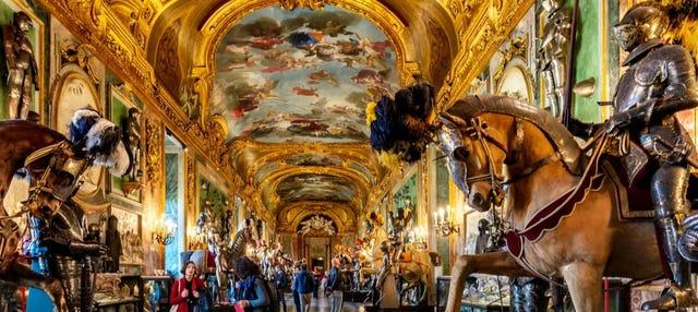 Visita guiada por el Palacio Real de Turín