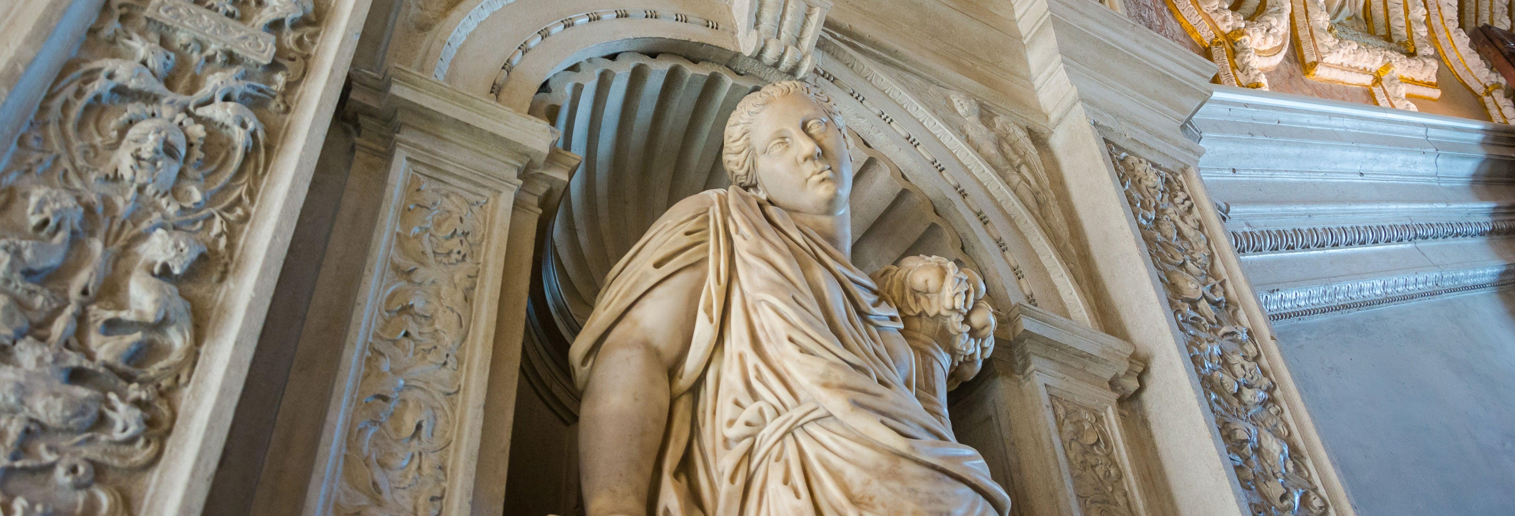 Visita guiada pela Basílica de São Marcos e pelo Palácio Ducal