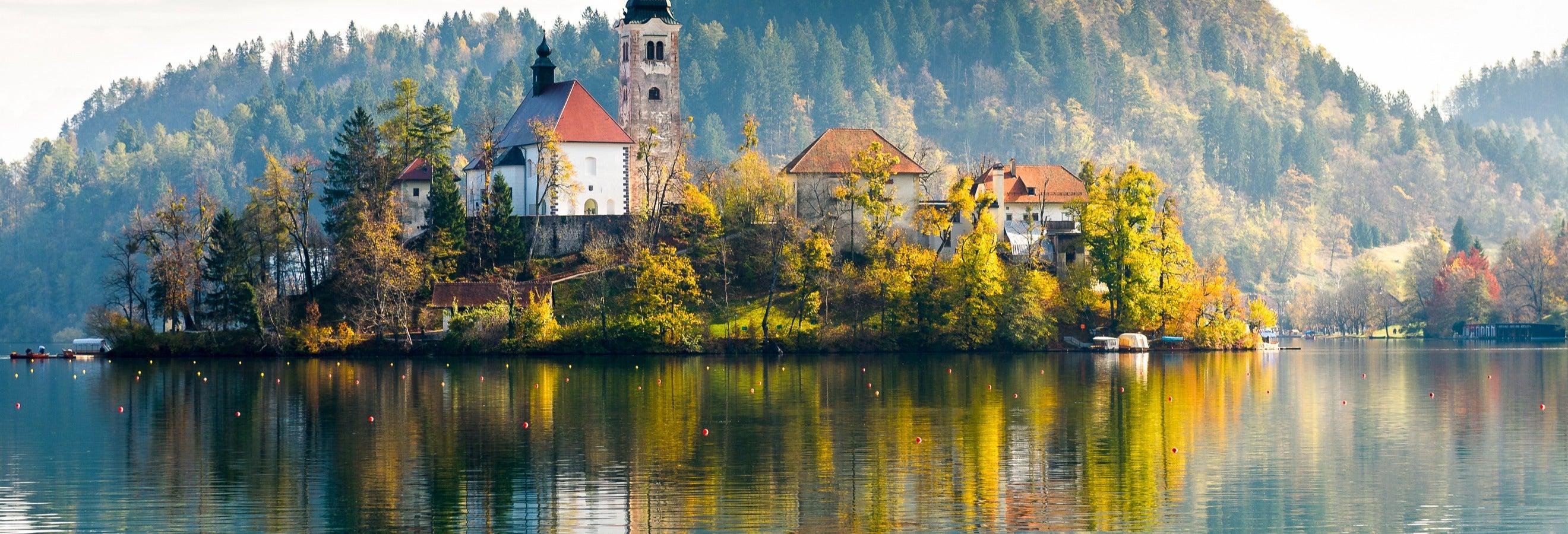 Circuito de 8 días por Eslovenia