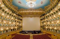 Visit the La Fenice Theatre