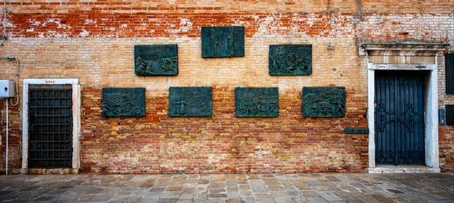 Free tour por el barrio judío de Venecia