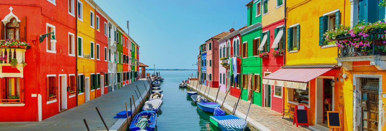 Free tour por Murano e Burano. Grátis!