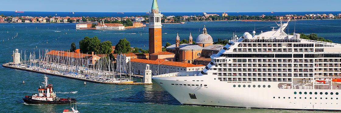 Croisières depuis Venise