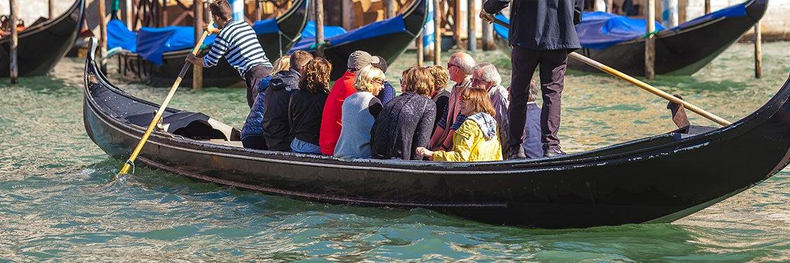 Traghetto a Venezia