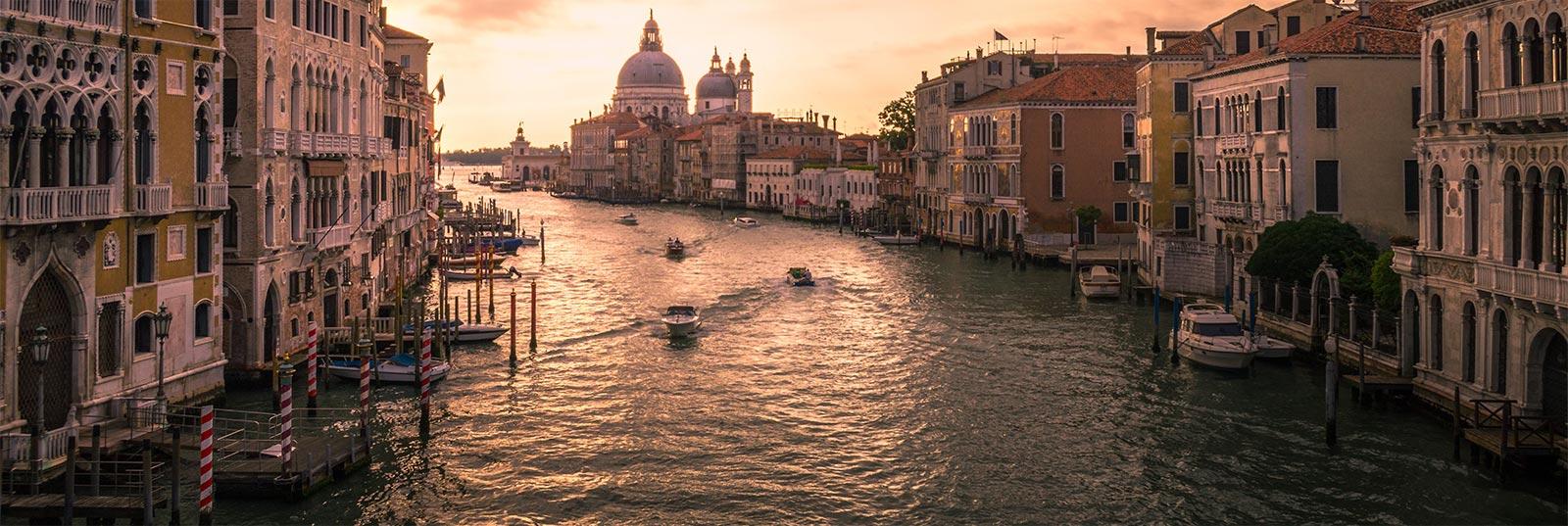 Guía turística de Venezia