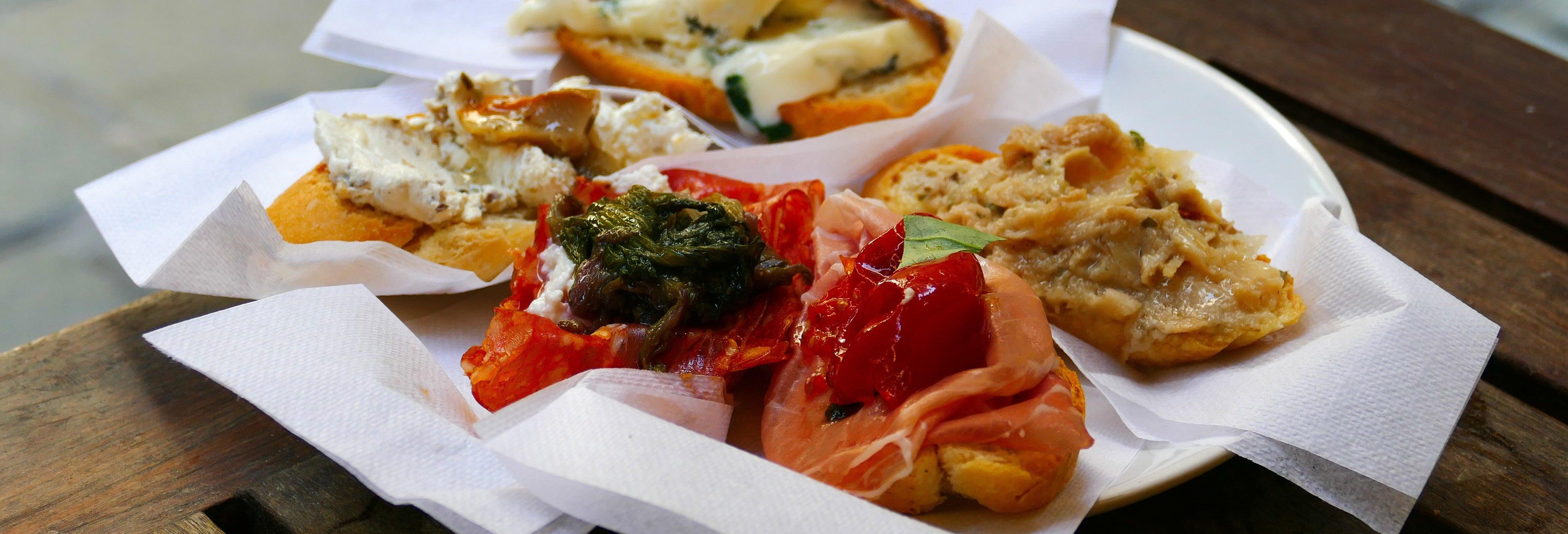 Tour gastronómico por Venecia