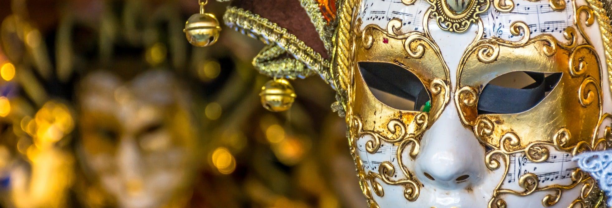 Tour das origens do carnaval veneziano