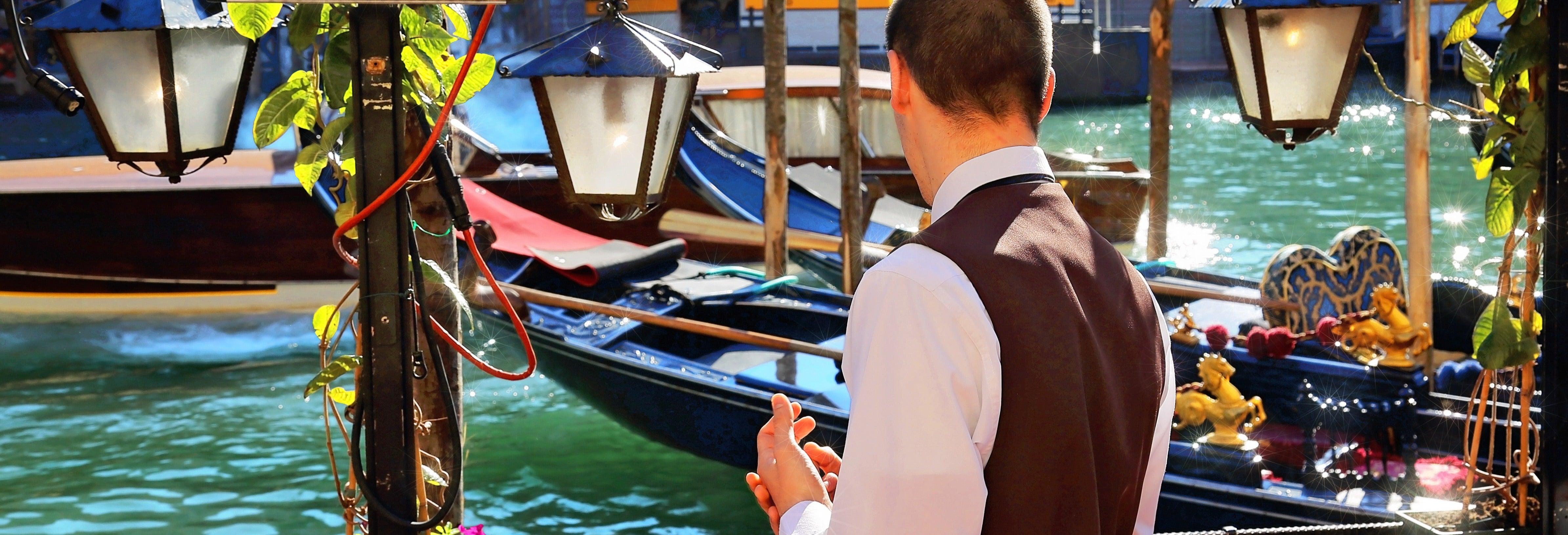 Dégustation de vins vénitiens