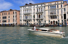 Venice Watertaxi Airport Transfer