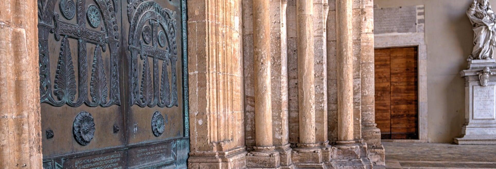 Visite guidée de l'Abbaye de Casamari