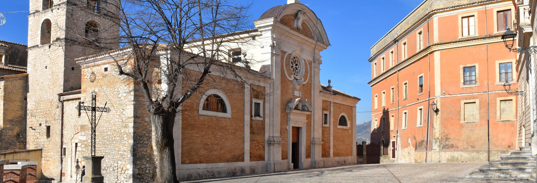 Visite guidée dans Veroli