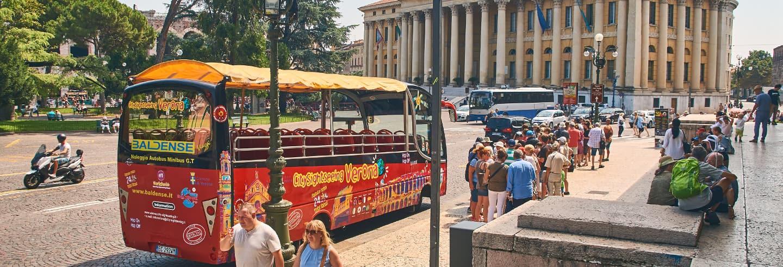 Ônibus turístico de Verona