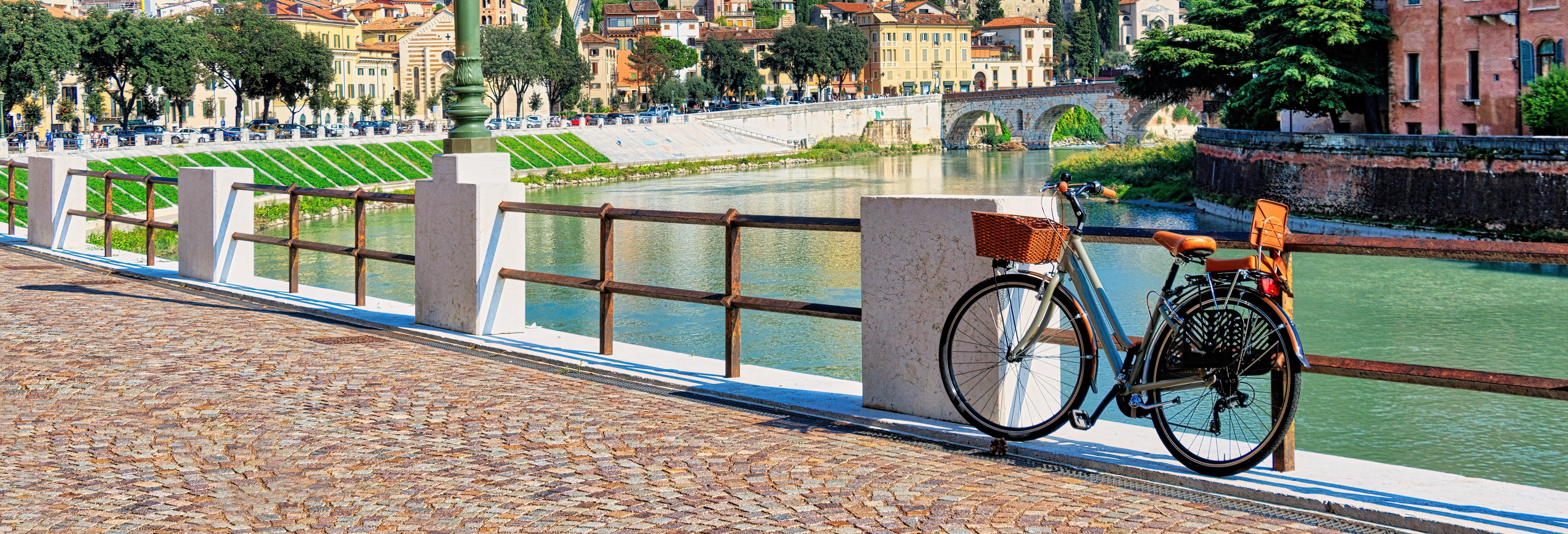 Tour di Verona in bicicletta