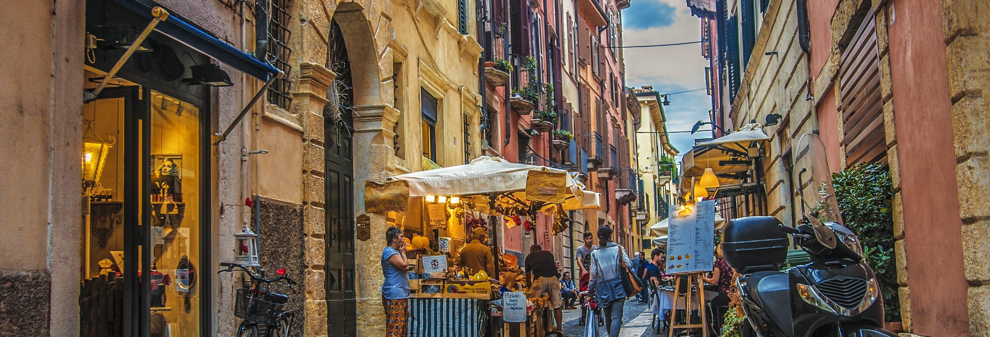 Tour gastronomico di Verona