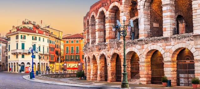 Tour privado por Verona con guía en español