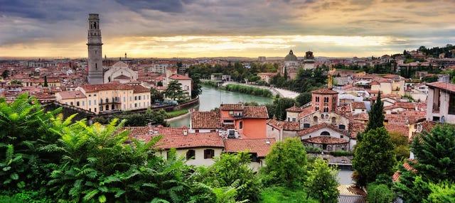 Visita guiada por Verona