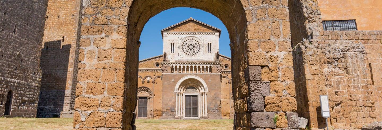 Tarquinia and Tuscania Trip