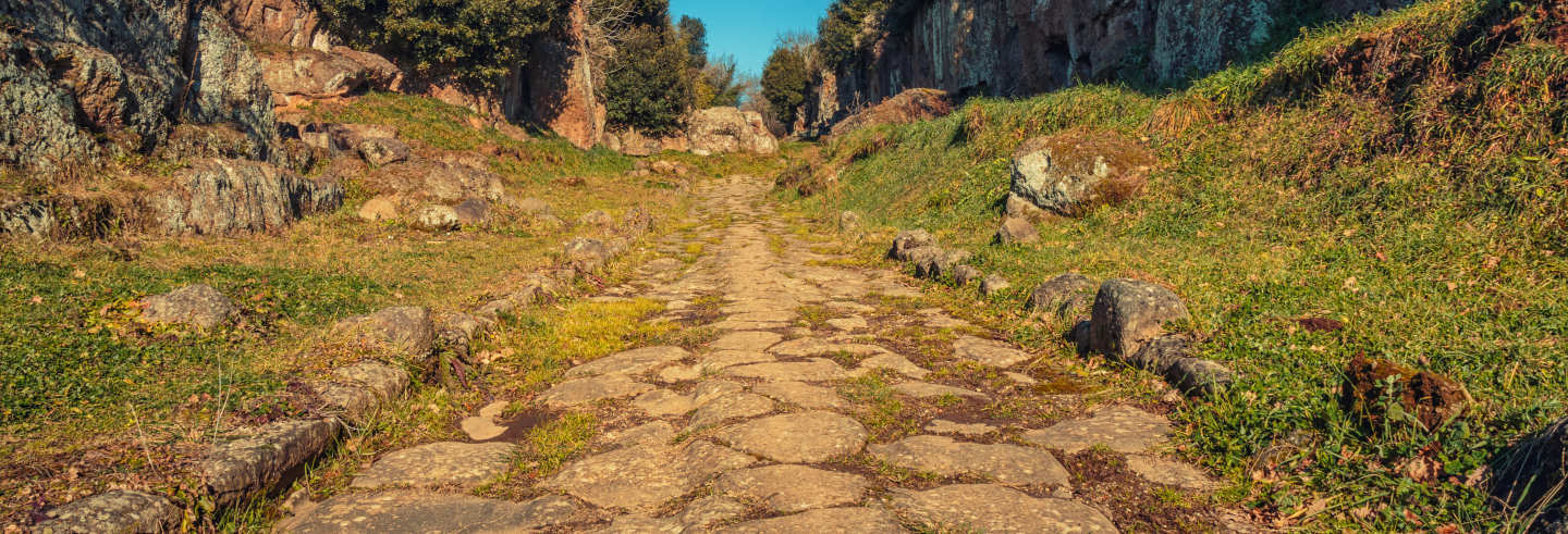 Escursione alla Via Amerina e a Civita Castellana