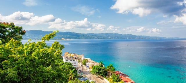 Parachute ascensionnel à Montego Bay