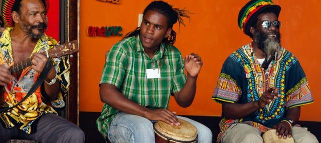 Visite sur Bob Marley
