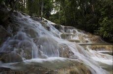 Tour de Bob Marley, cascadas Dunn y Laguna Luminosa