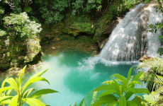 Excursión a las cascadas del río Dunn y Agujero Azul