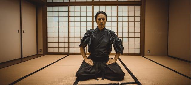 Expérience samouraï à Kyoto