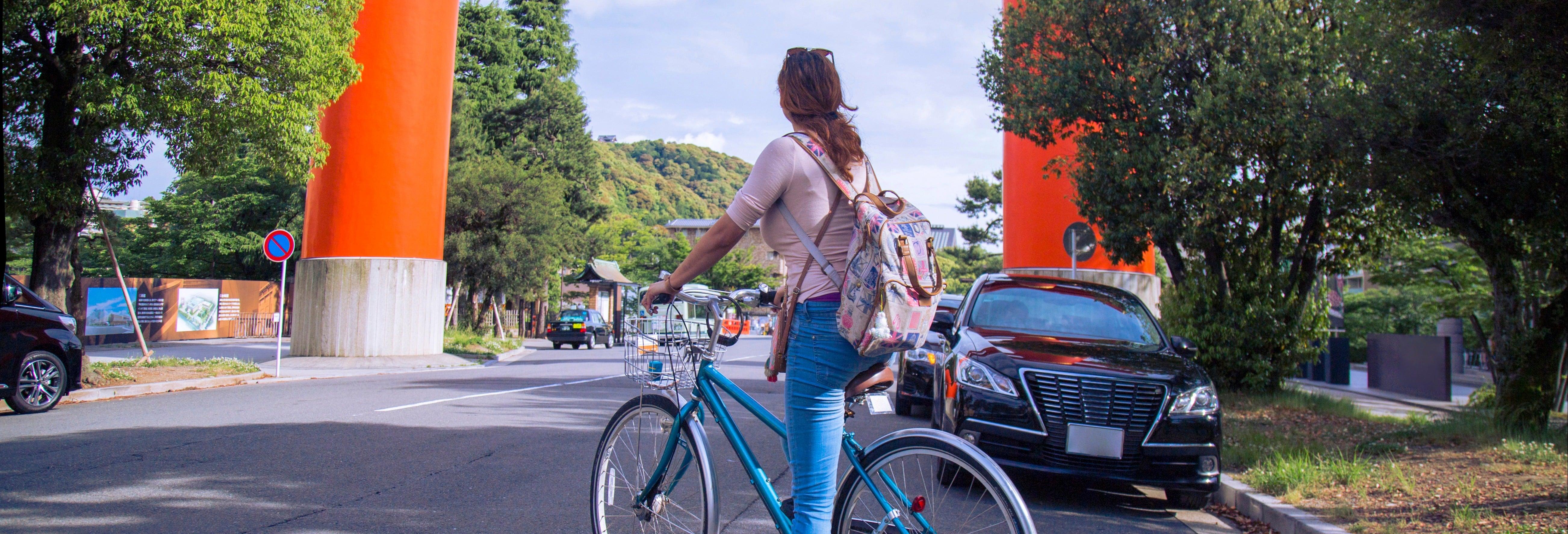 Tour en bicicleta por Kioto