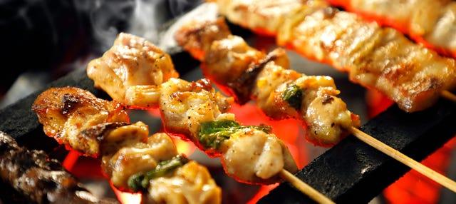 Tour gastronómico por el mercado de Nishiki
