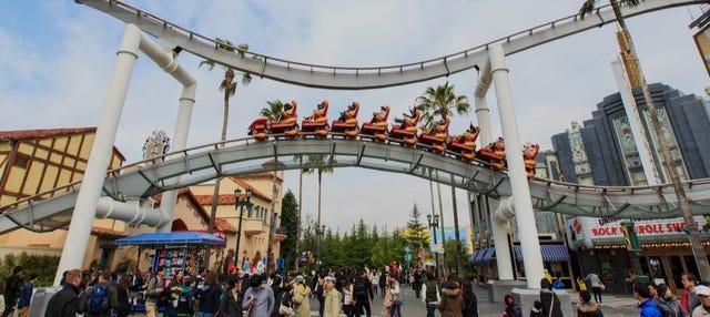 Entrada a Universal Studios Japan