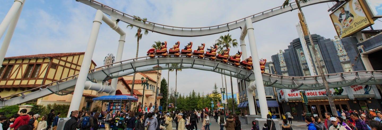 Ingresso do Universal Studios Japan