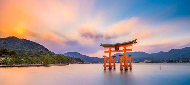 Excursión privada a Hiroshima y Miyajima