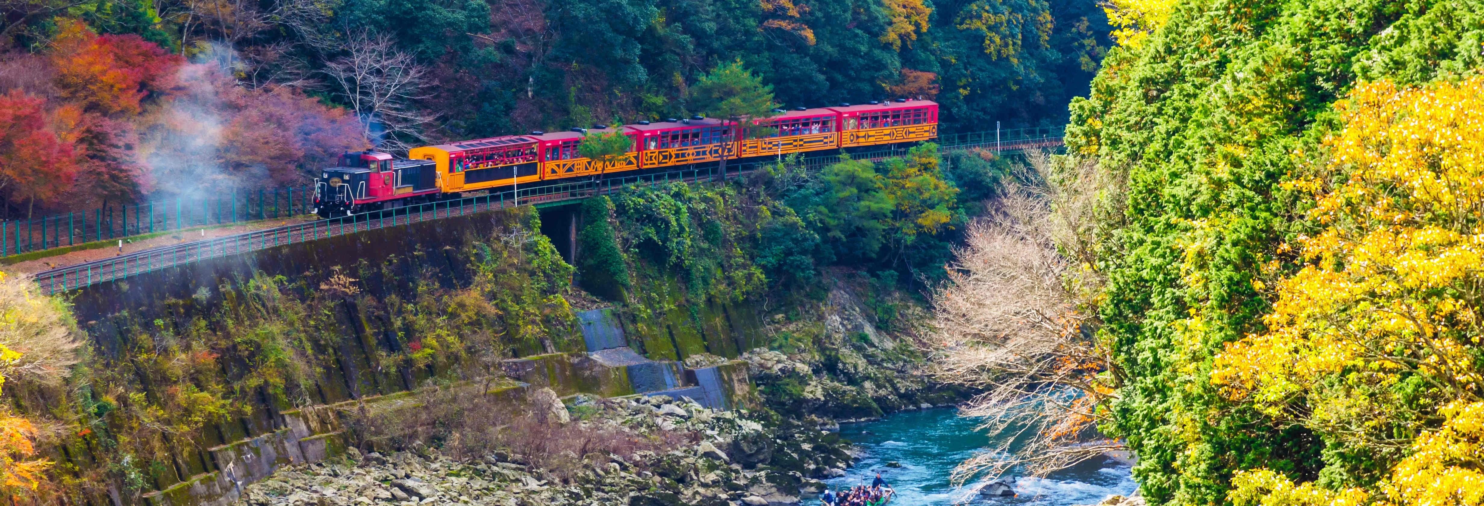 Excursión a Kioto + Tren Sagano