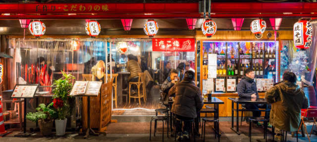 Tour gastronômico por Osaka