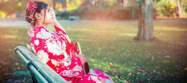 Alquiler de kimono en Sapporo