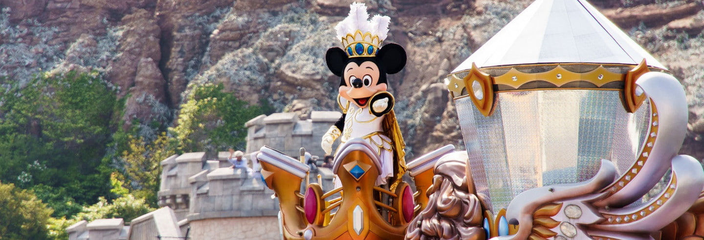 Disneyland Tokyo Ticket