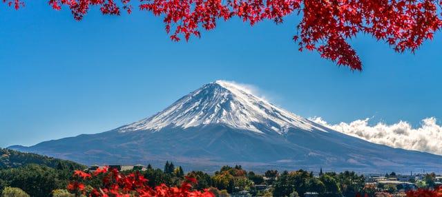 Excursión a la estación de esquí Fujiyama