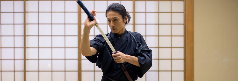 Experiência samurai em Tóquio