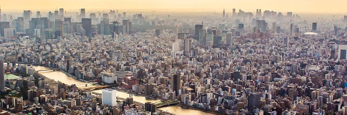 Comment se rendre à Tokyo ?