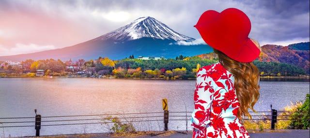 Escursione al Monte Fuji, lago Kawaguchi e Gotemba Premium Outlets