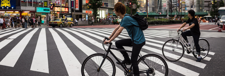Tokyo Electric Bike Tour