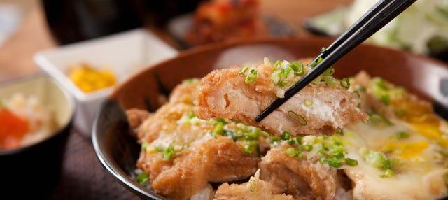 Tour gastronómico por Tsukiji
