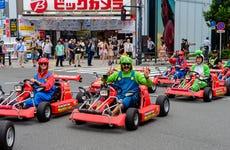 Tour en kart por Tokio