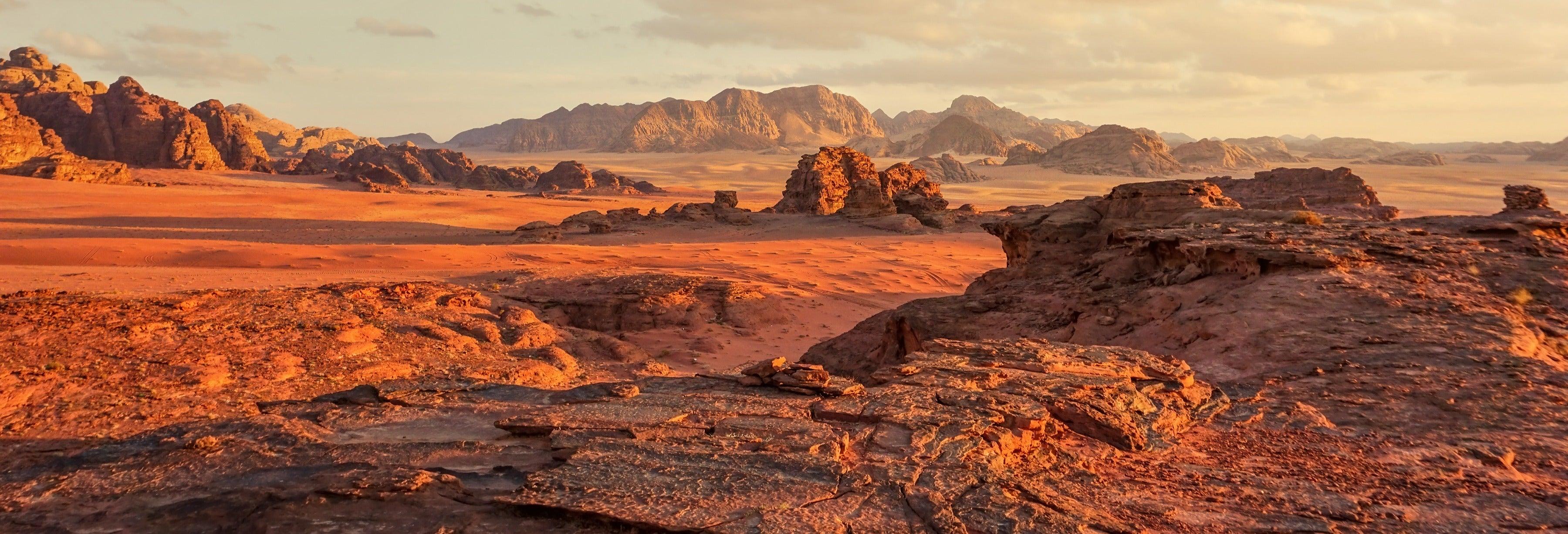 Excurson à Wadi Rum