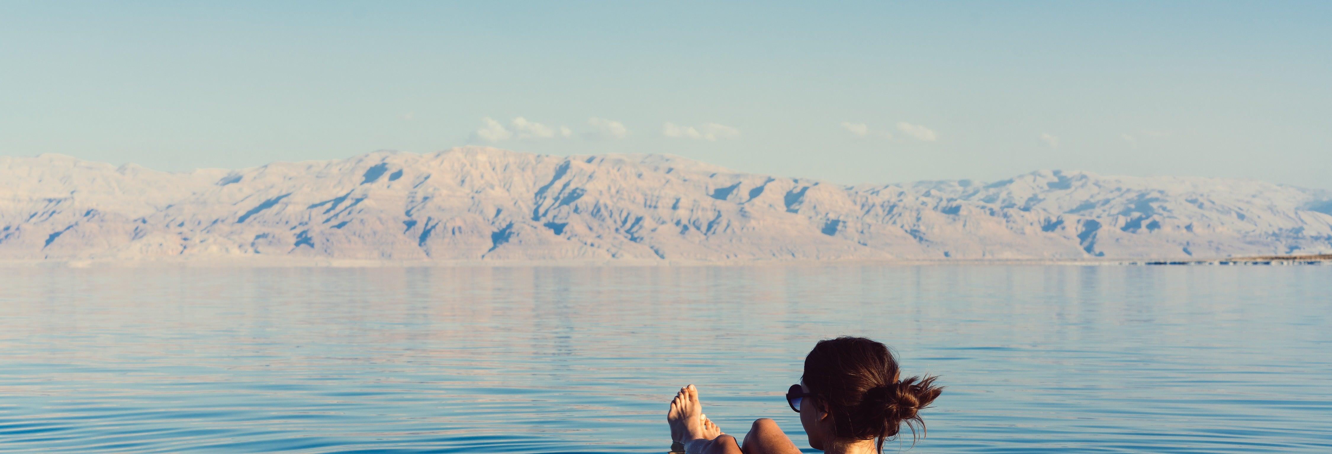 Mar Morto, Madaba e Monte Nebo
